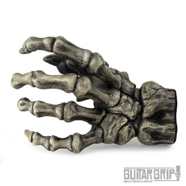 hercules guitar wall hanger review diy horizontal stands grip studios skeleton reaper left hand