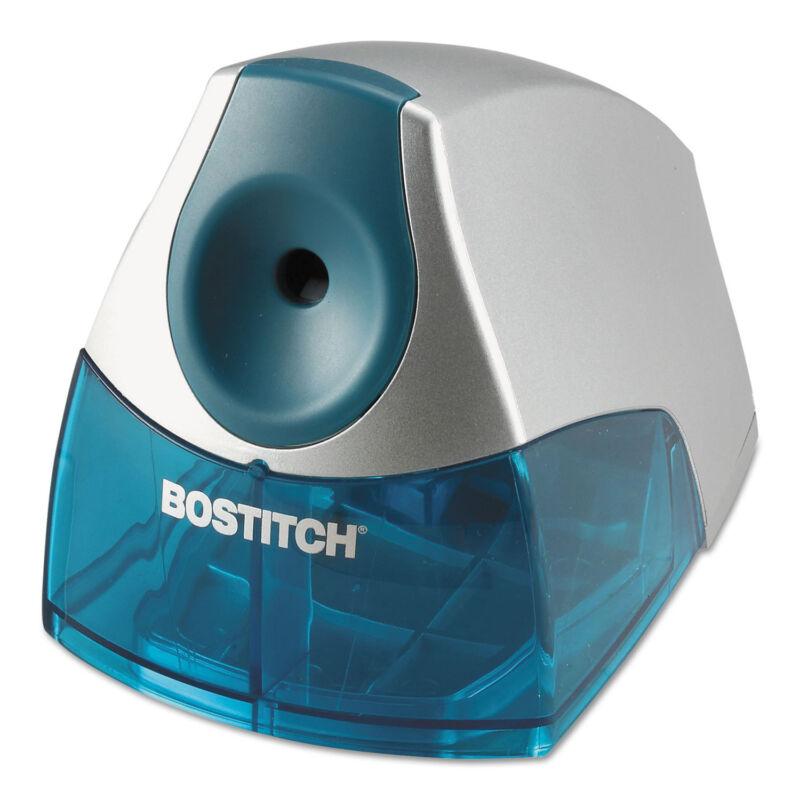 Bostitch Personal Electric Pencil Sharpener Blue EPS4BLUE