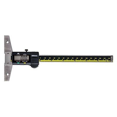 Mitutoyo 571 Series 0 To 6 Sae Metric Digital Absolute Depth Gauge