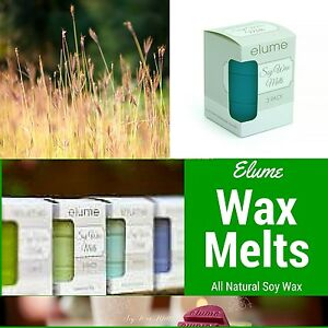 !!SALE!! 10 x Elume Soy Wax Melts - Your Choice of 10 **NEW SCENTS**