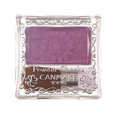 CANMAKE Powder Cheeks PW39 Violetpurple 4.4 g