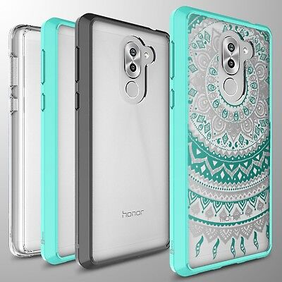 For Huawei Honor 6X / Mate 9 Lite Case Hard Back Bumper Hybrid Slim Cover](huawei mate 9 deals)