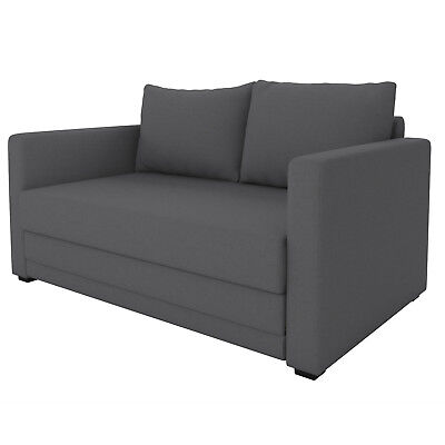 Sofa Settee Sleeper Convertible Bed Loveseat Futon Living Room Modern Fittings