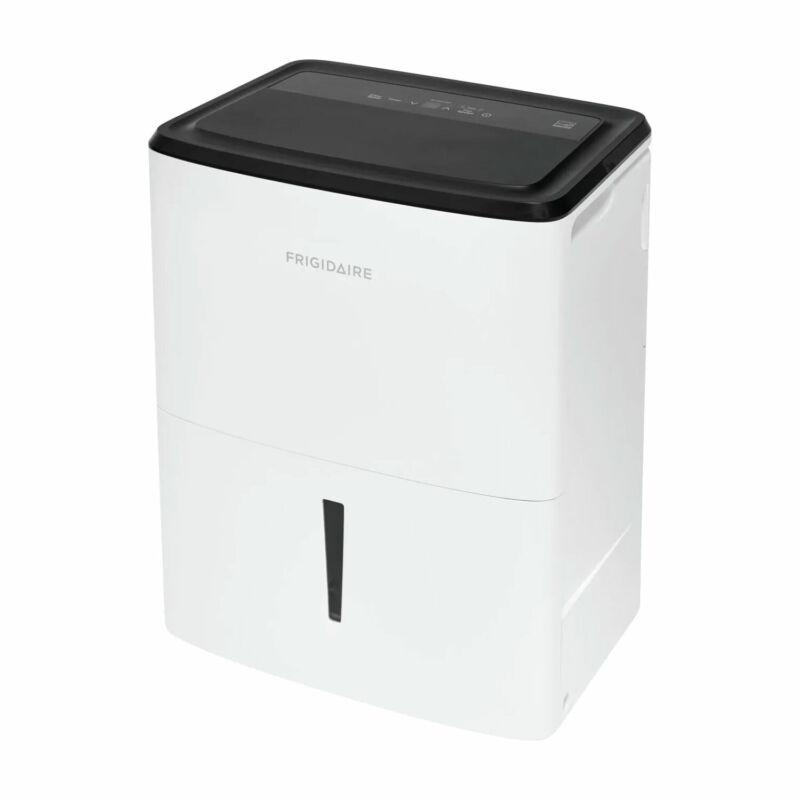 Frigidaire Low Humidity 22 Pint Dehumidifier, White (Refurbished)