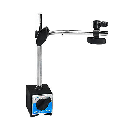 Hfsr Pro Quality 4-12 X 1 X 1-14 Dial Indicator Magnetic Base