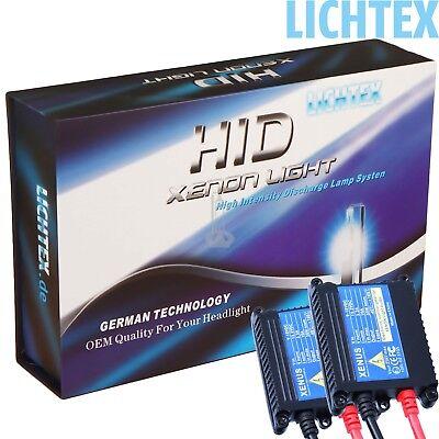 XENUS Basic HID KIT Xenon Scheinwerfer Nachrüstsatz Steuergeräte Satz 12V 35W AF