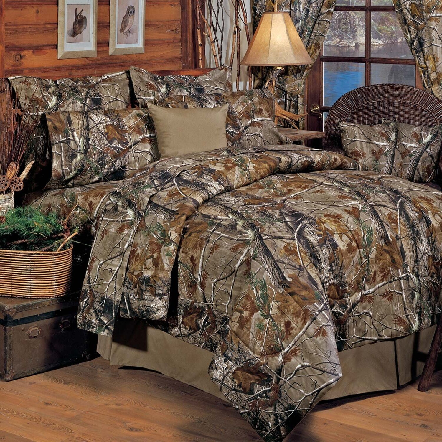 Realtree Camo Bedding - Camouflage bedding bedding sheet set realtree all purpose camo camouflage different sizes new