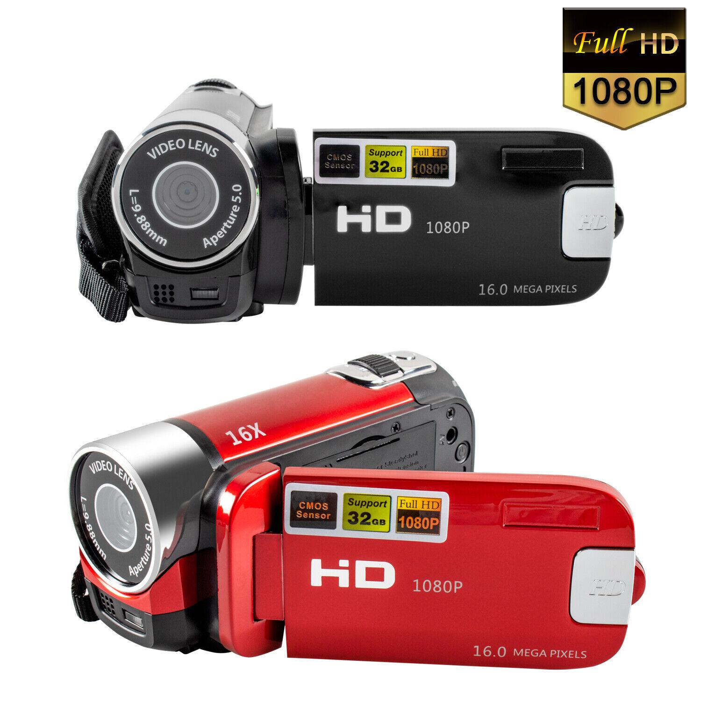 Video Camera Camcorder Vlogging Camera Full HD 1080P  Digita