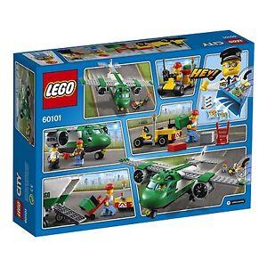 LEGO® City 60101 - Flughafen-Frachtflugzeug