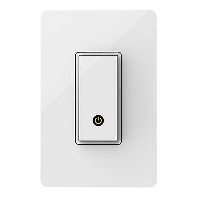 Wemo Light Switch (Certified Refurbished)