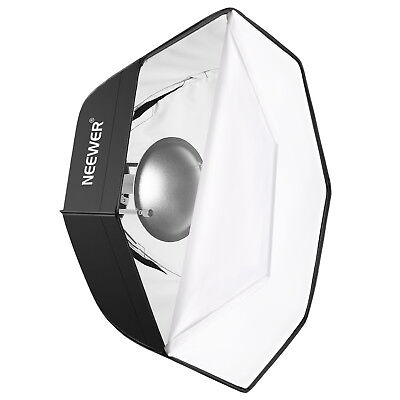 Neewer Photo Studio 24 inches Beauty Dish Octagonal Softbox w/ Bowens Speedring