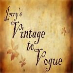 Jerry's Vintage To Vogue