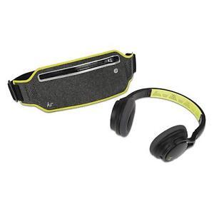 345a8a3964b KitSound Exert Sports Ipx4 Bluetooth Wireless Headphones Microphone ...