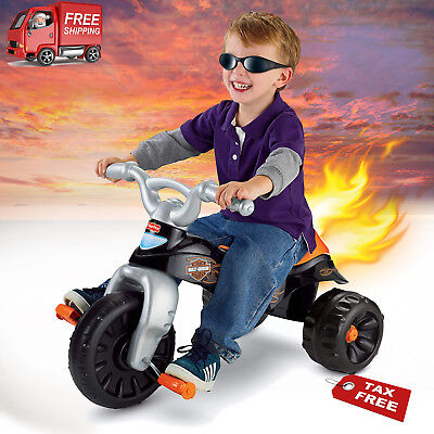 Tough Trike Toys Bikes For Toddlers Kids Harley Davidson Motorcycles Tricycles