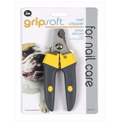 GRIPSOFT DELUXE NAIL CLIPPER
