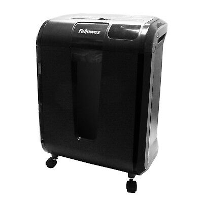 Fellowes Refurbished Powershred 84ci 100 Jam Proof Cross Cut Paper Shredder