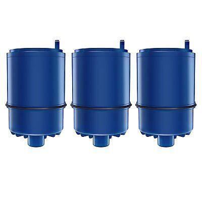 3Pack  MAXION Faucet Mount Filter PUR RF-9999 or RF-3375 send randomly