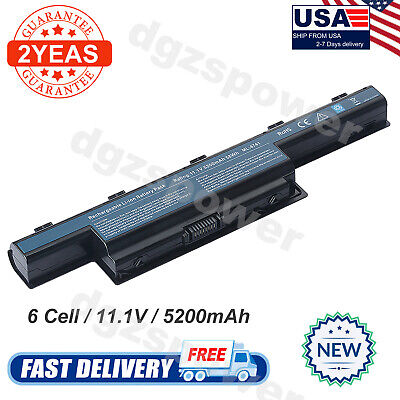 Battery for Acer Aspire 4743G 4551 4741 5741 5750 7750 AS10D31 AS10D51 AS10D3E