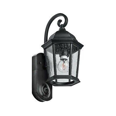 Maximus - Coach Smart Security Light - Textured Black