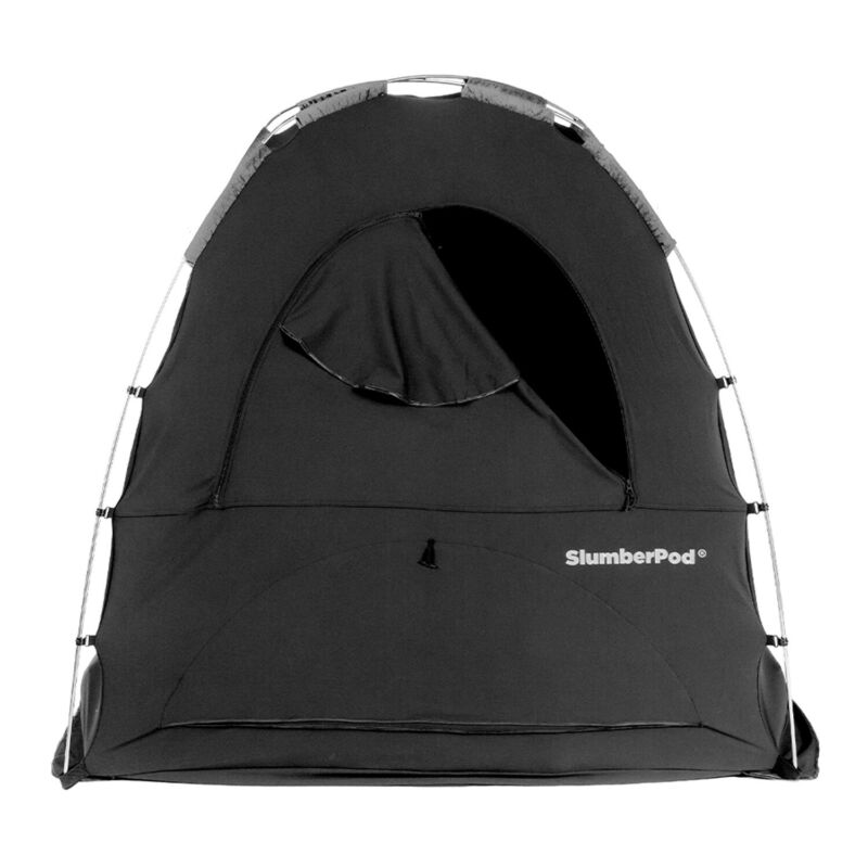 SlumberPod Privacy Pod Blackout Canopy Travel Sleep Space, Age 4 Months and Up