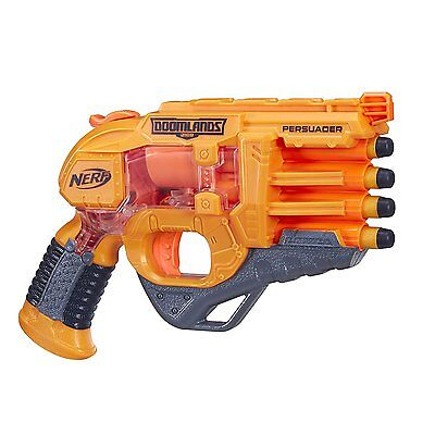 Nerf Doomlands 2169 Persuader Blaster BRAND NEW PRODUCT