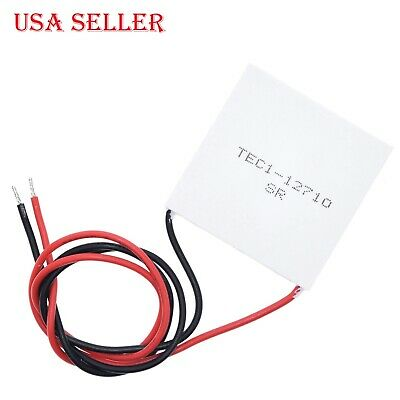 Tec1-12710 92w 12v 10a Max Tec Thermoelectric Cooler Peltier Module