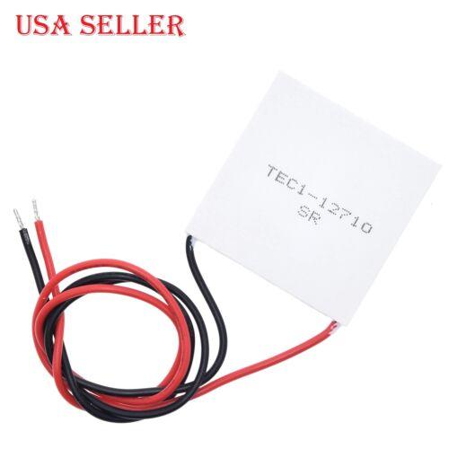 TEC1-12710 92W 12V 10A max TEC Thermoelectric Cooler Peltier Module