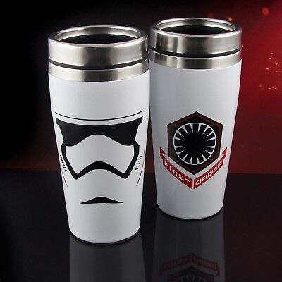 Kaffeebecher Star Wars Stormtrooper Thermobecher Stormtrooper Becher Tasse  (Star Wars Becher)