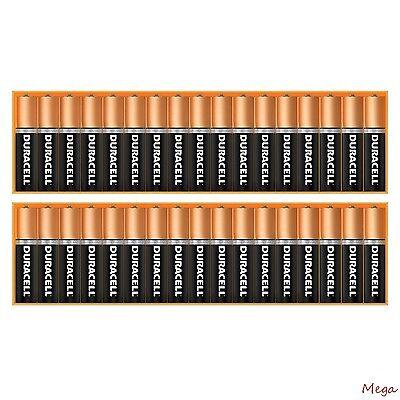 Duracell 100 AAA CopperTop Alkaline Duralock Batteries New Fresh Wholesale Bulk on Rummage
