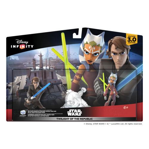 Star Wars: Twilight of the Republic Playset - Disney Infinity 3.0 *Brand New*