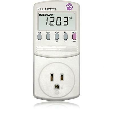 New P3 International P4400 Kill A Watt Electricity Usage Voltage Monitor