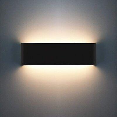 XIAJIA 12W LED Lámpara de pared Interior,Moderna Apliques de Pared,Moda