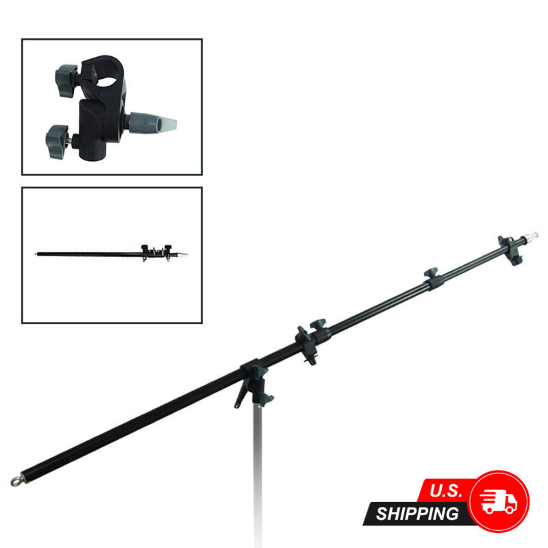 Boom Lighting Slope Bar/Adapter Grip for Softbox Light Reflector - Photography