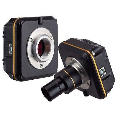 5mp High-speed Digital Microscope Camera With Buffer