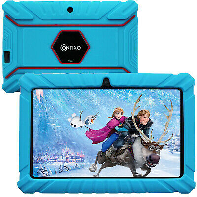 "Contixo 7"" Best 2020 Kids Tablet V8-2 Android 8.1 Parental Control 16GB Storage"