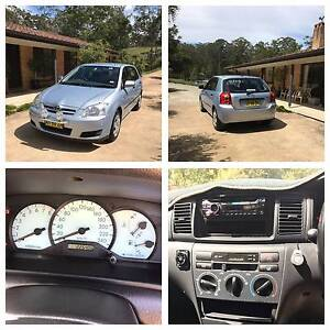 2006 Toyota Corolla Wagon Merewether Newcastle Area Preview