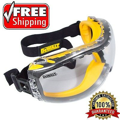 Safety Goggle Eye Glasses Protective Dust Gear Anti Fog Smoke Welding Tools
