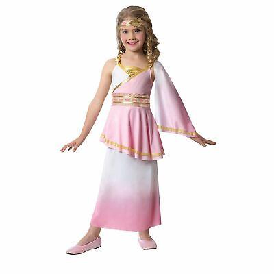 Mädchen Römische Göttin Venus Griechische Mythologie Toga Prinzessin - Griechische Prinzessin Kostüm