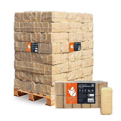 Holzbriketts Ruf Kamin Ofen Holz Brenn Kohle Brikett 10kg x 96 960kg Palette