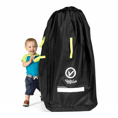 VolkGo Stroller Bag for Airplane Gate Bag Check - Standard or Double