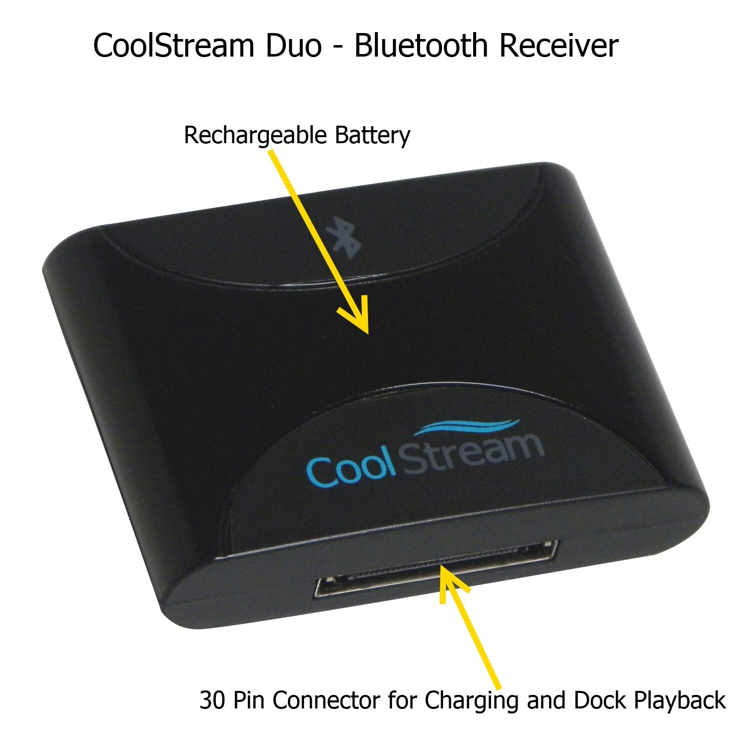 coolstream duo 30 pin bluetooth. Black Bedroom Furniture Sets. Home Design Ideas