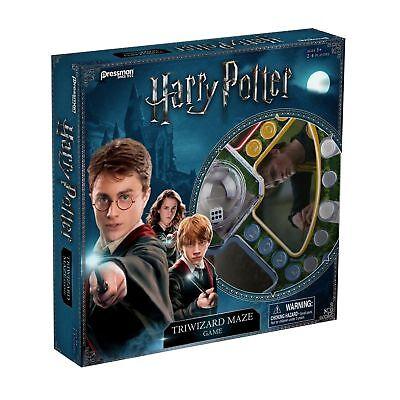 Pressman Harry Potter Triwizard Maze Game Pop N' Race - Harry Potter Maze Game
