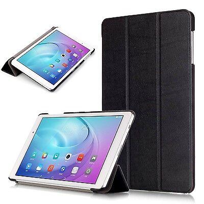 "Edel Huawei MediaPad M5 10 (10.8"") Schutz Hülle +Stift Tasche Case Cover Etui SW"