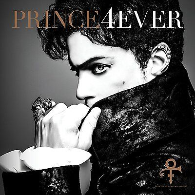 PRINCE 4EVER  2 CD SET (GREATEST HITS / VERY BEST OF) 2016