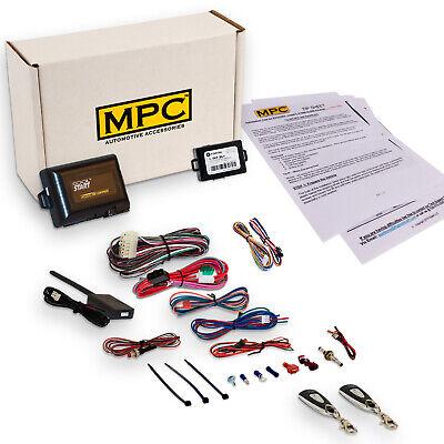Complete 1-Button Remote Start Kit For 2007-2012 Mazda CX-7