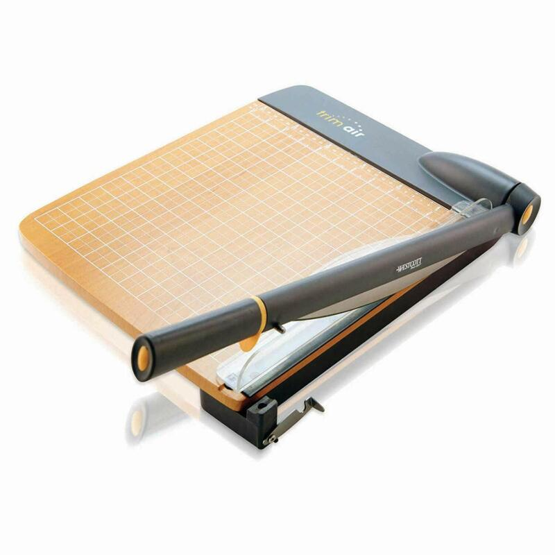 paper trimmer cutter 30 sheets 12 inch