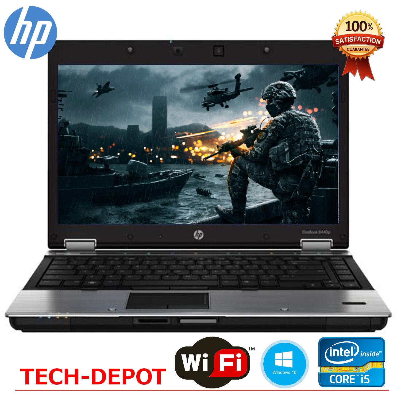 Laptop Windows - HP LAPTOP WINDOWS 10 PC CORE i5 2.4GHz 4GB RAM WiFi DVDRW NOTEBOOK 250GB HD WIN