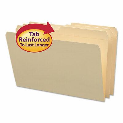 Smead File Folders 12 Cut Reinforced Top Tab Legal Manila 100box 15326