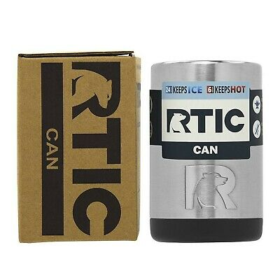 RTIC Stainless Steel Can Cooler 12oz NEW