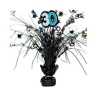 Over The Hill Centerpieces (30th Birthday Over the Hill Adult Birthday Party Decoration Spray)